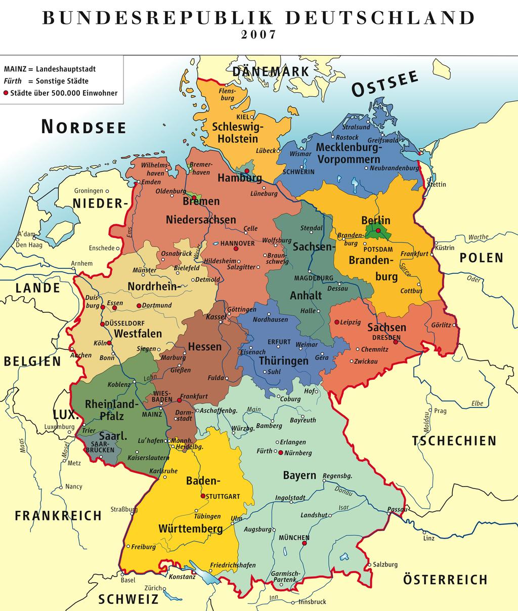 A lot to discover in Genealogy-Germany – Genealogie | Familien Kracke & Schneider