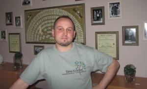 der Genealoge - T-Shirt (Vorne)